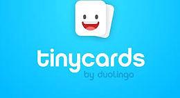 Tinycards- כלי ללימוד שפות ומושגים