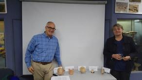 Workshop on Ancient Masks (April 25th, 2018)