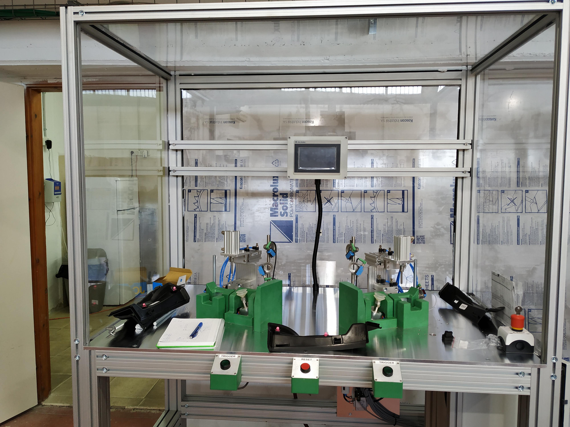 Machine Processing for the Production Li