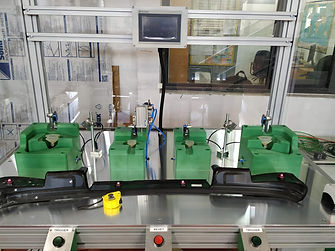 Production Line Machine Processing Development