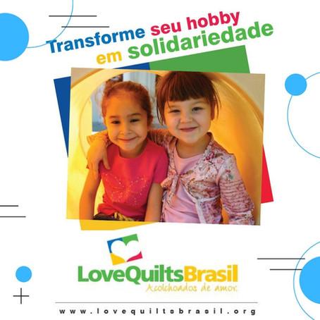 Projeto Love Quilts Brasil