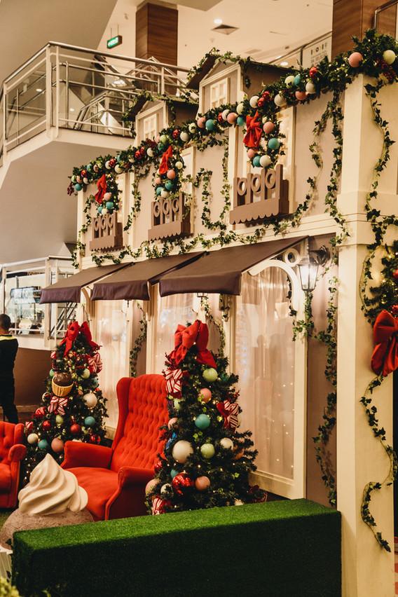 Shopping Santa Úrsula 2019