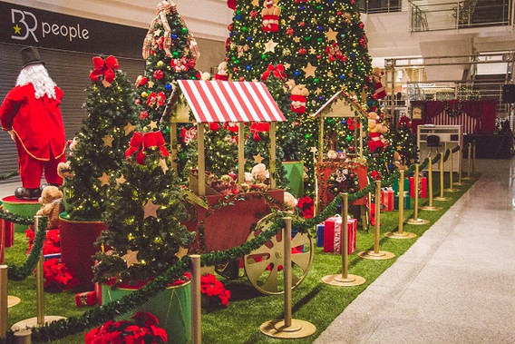 Shopping Santa Úrsula 2016