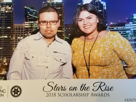 TMI's Client, Uziel, Receives Stars on the Rise Continuing Education Scholarship