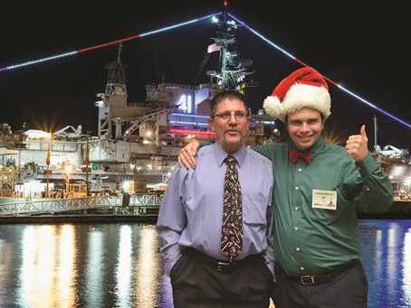 The Personal Meaning of Midway Magic (A Story by Our Client BG's Father)