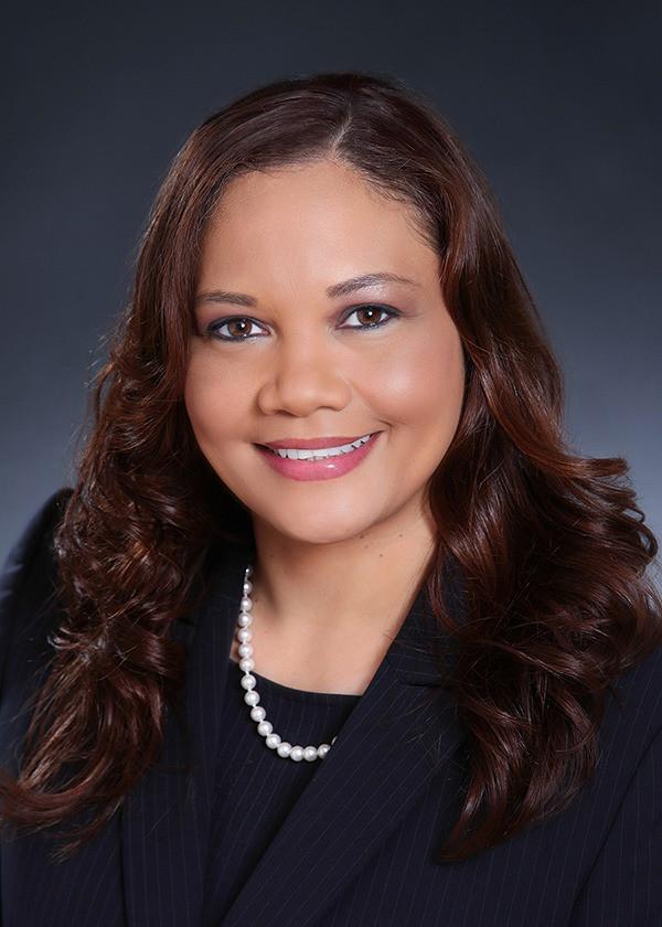 TMI Executive Director Rachel Harris