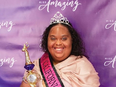 TMI Client, Kennesha Merritt, Named Miss Amazing Queen!