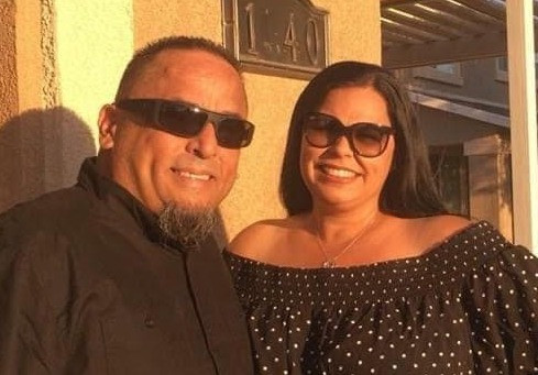 Tara and her husband