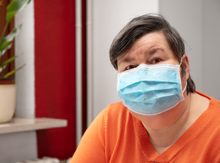 Community Comes Together to Provide PPE for TMI Clients with Developmental Disabilities