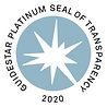 Guidestar Platinum Seal of Transparency.