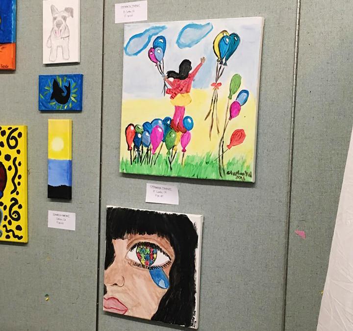 Marcela's art work