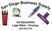 San Diego Business Supply Logo