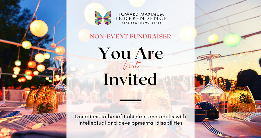 TMI Transforming Lives Event Invite