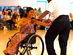 New TMI Staff Board Rep is a Wheelchair Dancer Who Knows the Importance of Following Your Dreams