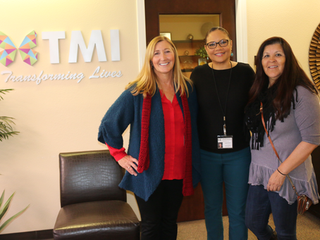 Gordon Rees Scully Mansukhani Donates Holiday Meals for TMI's Family Support Program