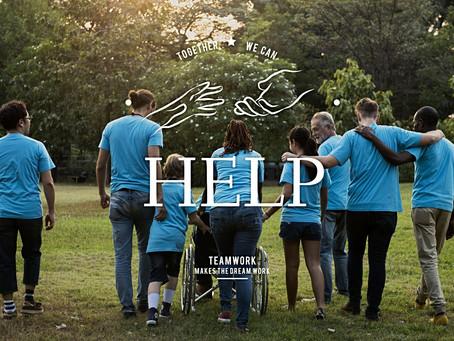 Teamwork Makes the Dream Work, #GivingTuesday, November 28