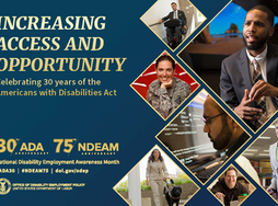 TMI Joins Broad Effort to Observe National Disability Employment Awareness Month