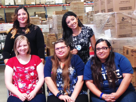TMI Integrated Work Group is Making a Difference in the Lives of Thousands!