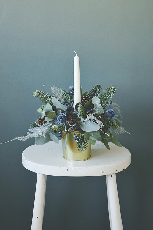 Silent Night Table Centre