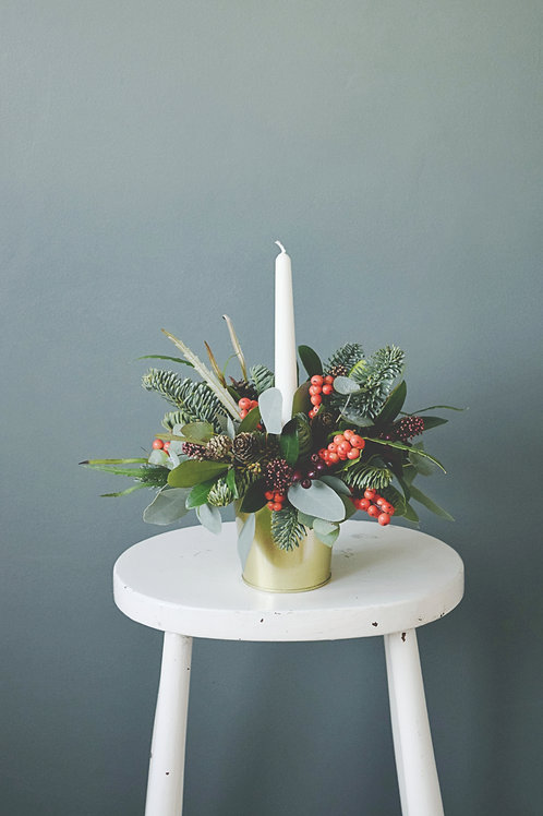 Merry Christmas Table Centre