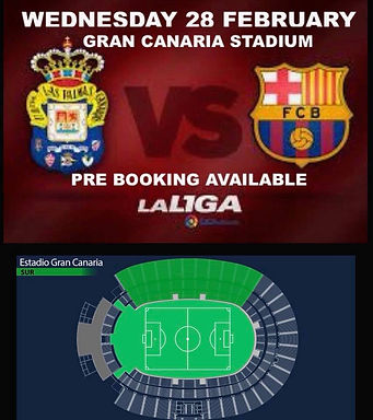 U.D.Las Palmas vs Real Madrid Match 1st April 2018