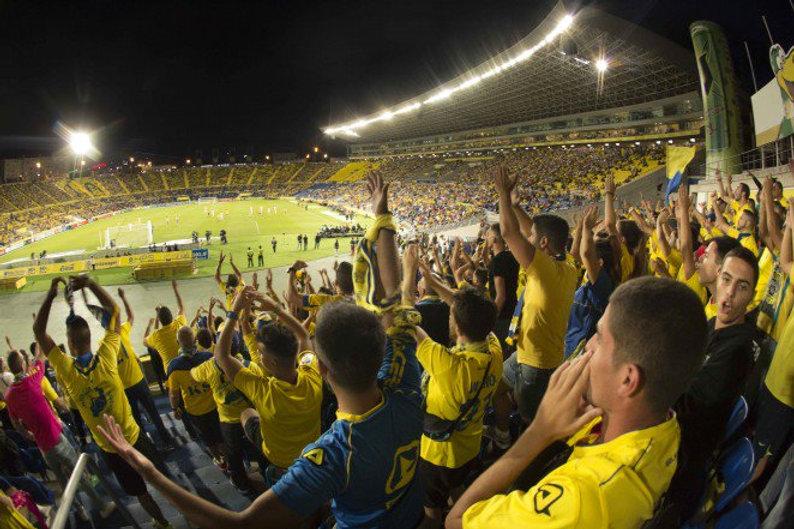 U.D.Las Palmas Booking Stadium Tickets