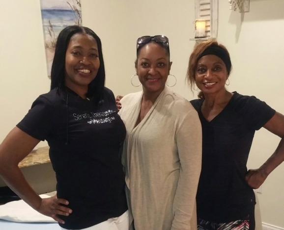 Ortavia, Tracy, Rosa