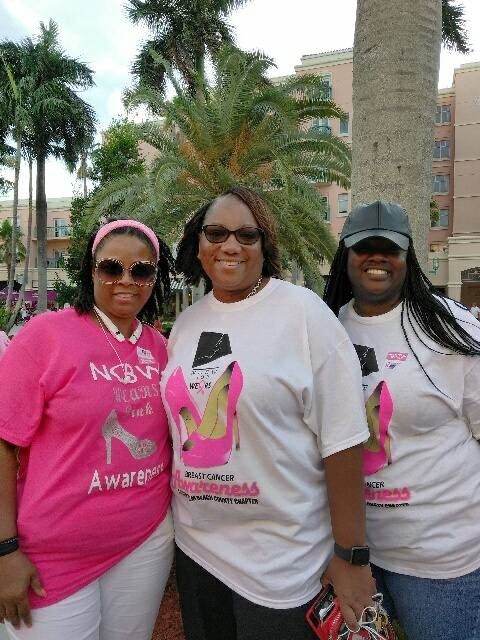 Cancer walk2