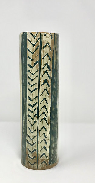 Arrow Cylinder Vase