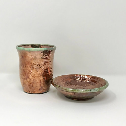 Incense Bowl & Storage Cup