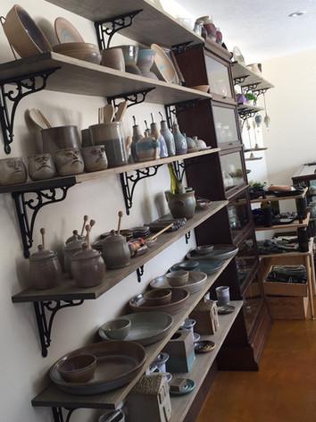 Studio-Display Shelves