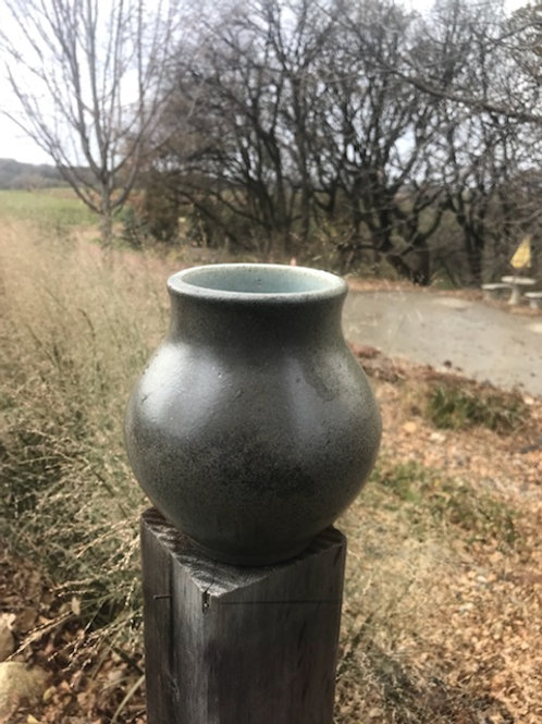 Reduction Fired Vase