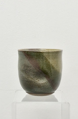 Stoneware Wine/Whiskey Cup