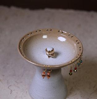 Jewelry Pedestal Dish