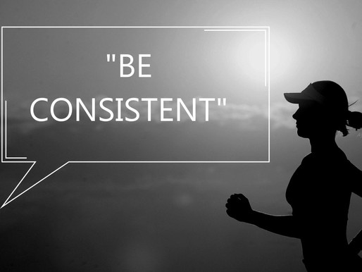 Consistency: The Most Important Principle Of Health & Fitness