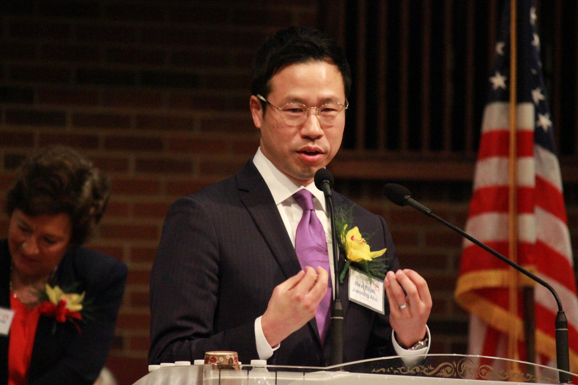 Rev. Elijah Ahn