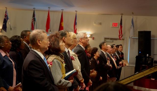 2015년 한미국가조찬기도회 성료