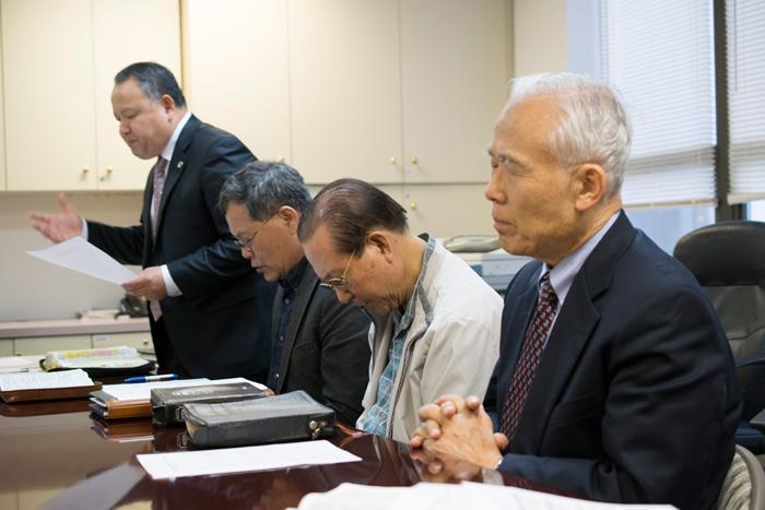 한미국가조찬기도회 2016년 5월 월례모임