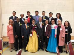 Korea-U.S. National  Executive Members