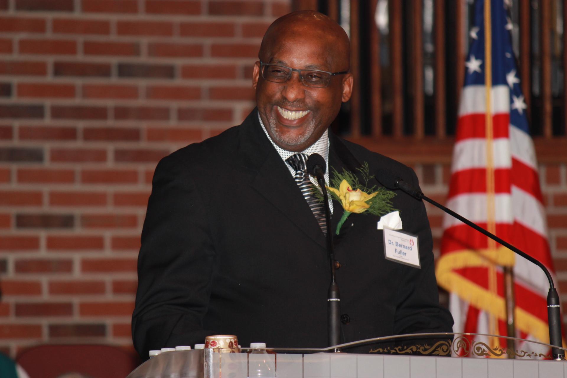 Dr. Bernard Fuller