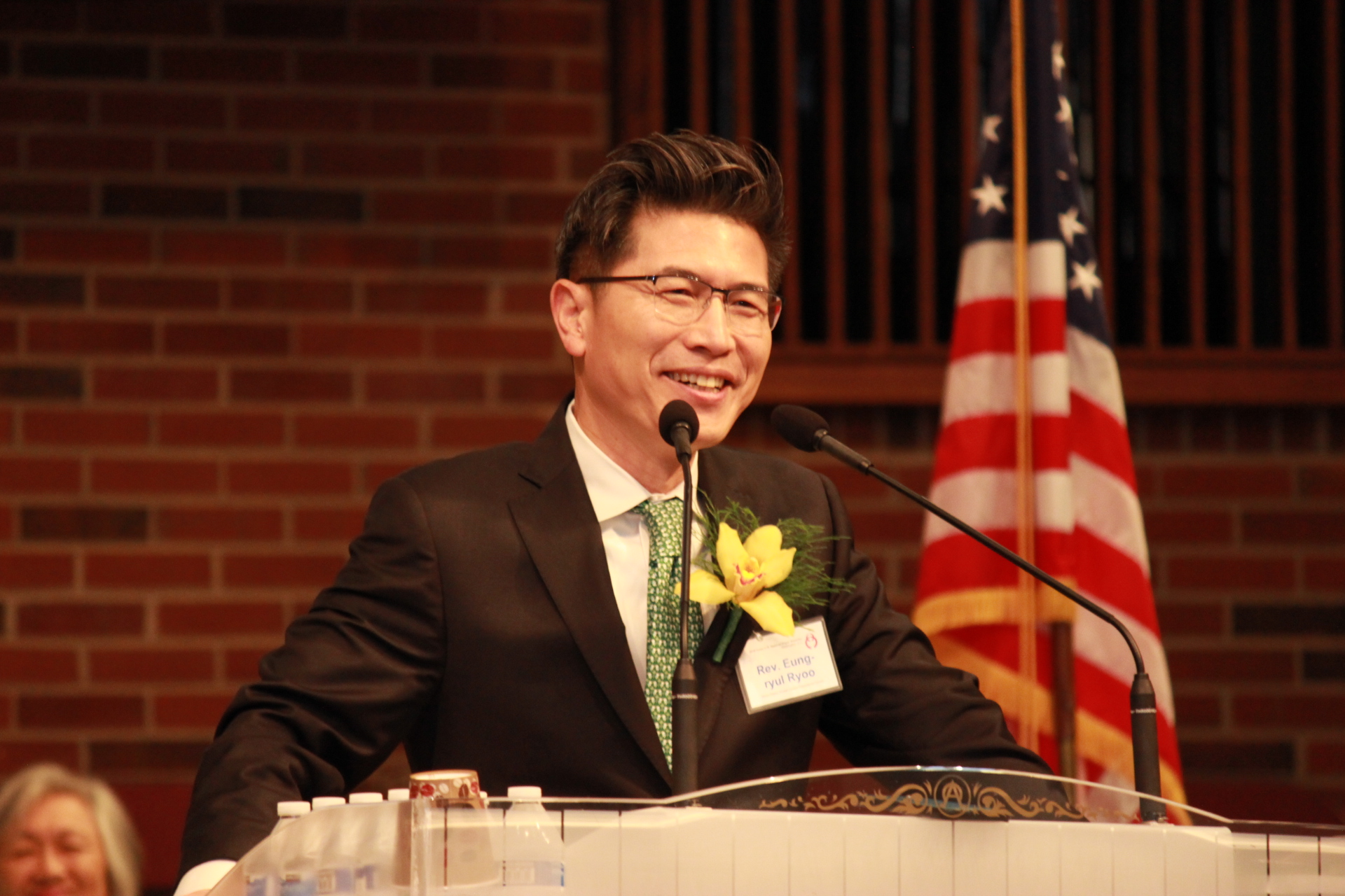 Rev. Eung-yul Ryoo
