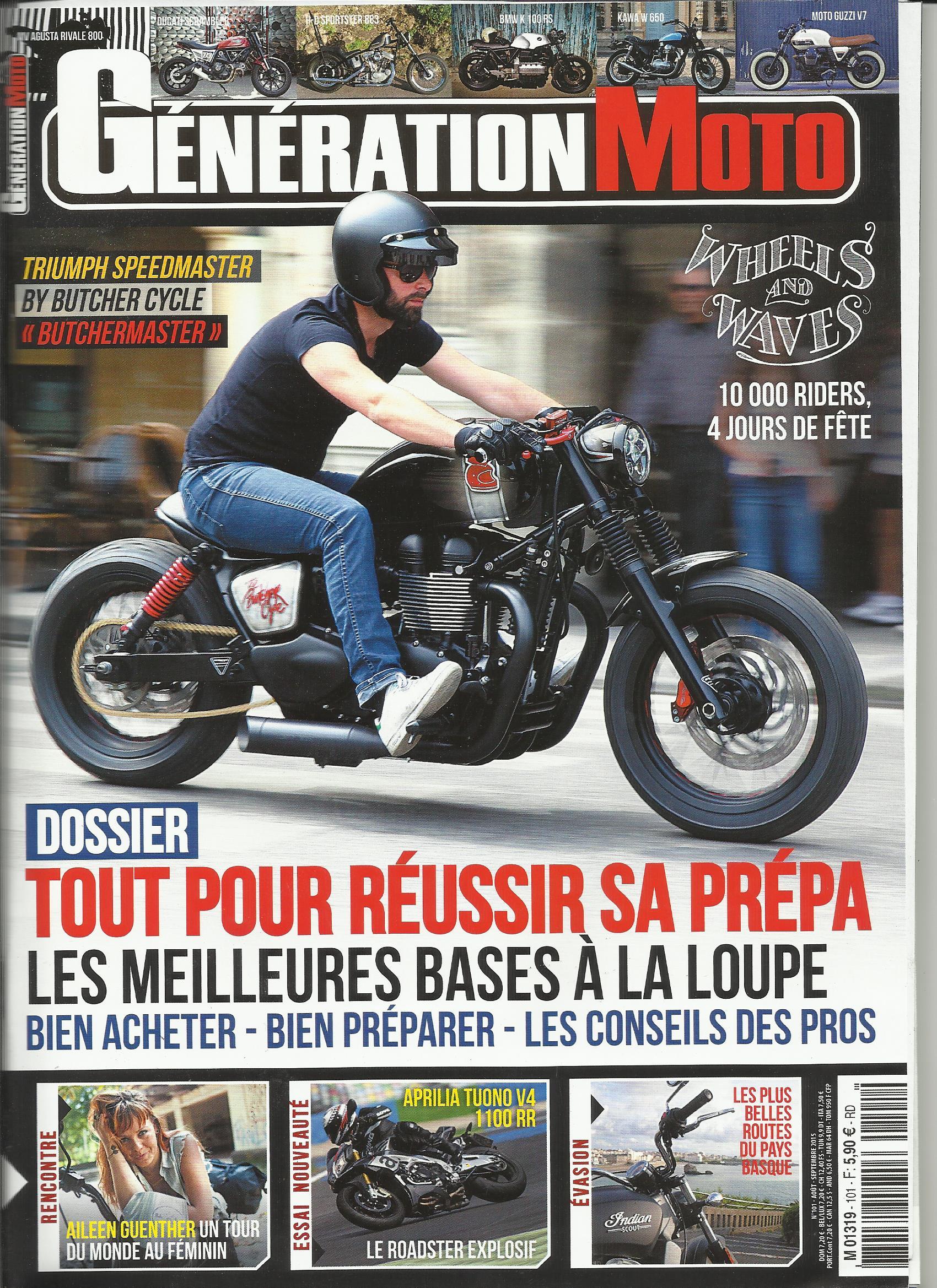 generation moto 101