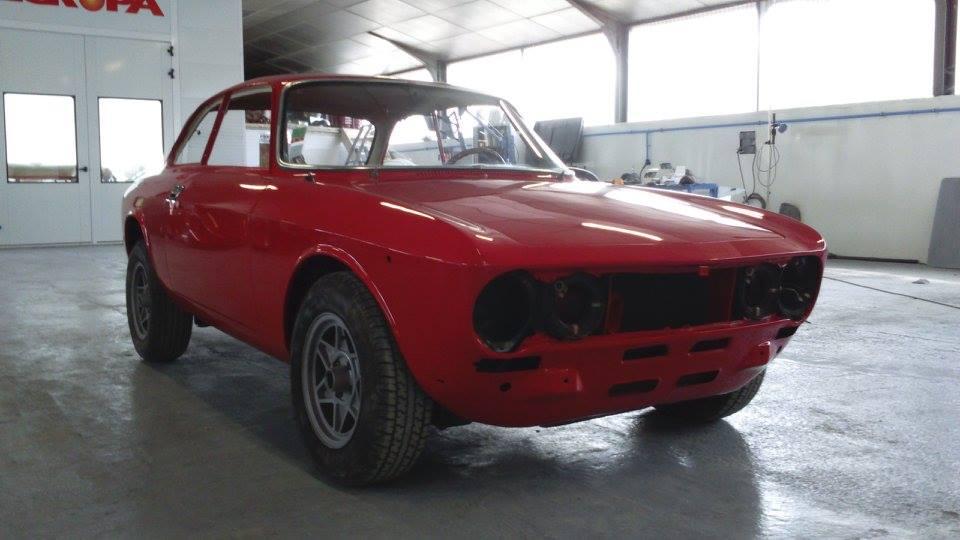 coupe bertone 1300