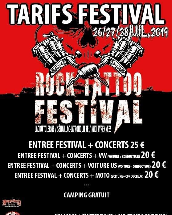 rock tatoo festival