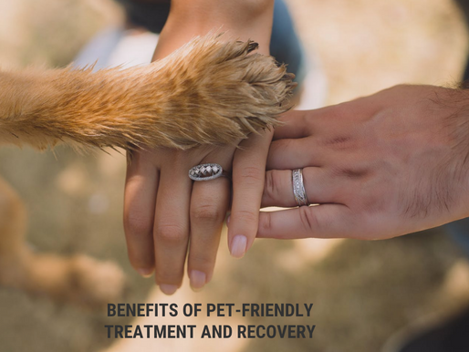 The Benefits of Pet-Friendly Treatment and Recovery
