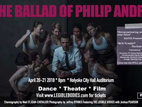 """The Ballad of Philip Andre…"""