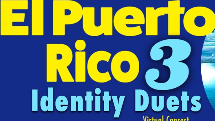 Radio debut - El Puerto Rico 3: Identity Duets