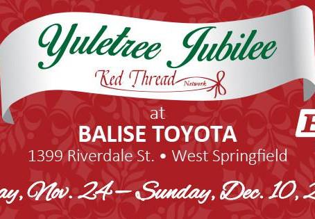Third Annual Yuletree Jubilee