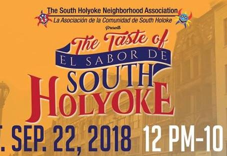 3rd Annual Taste of South Holyoke Festival