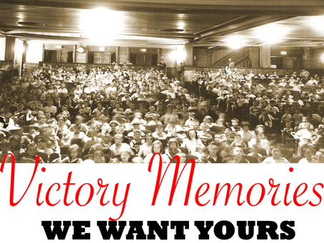 Victory Memories: WE WANT YOURS!